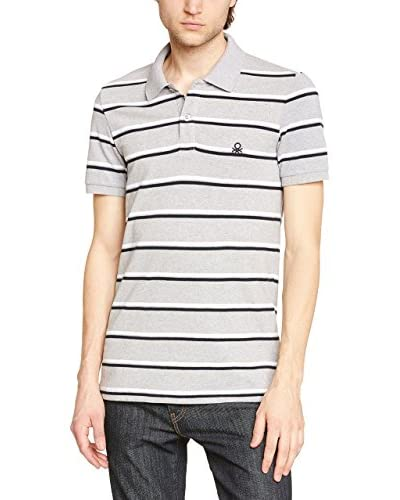United Colors of Benetton Polo Gris