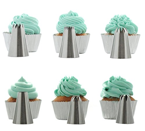 bebefun-304-stainless-steel-extra-large-jumbo-classical-cup-cake-piping-icing-decoration-tips-set-in