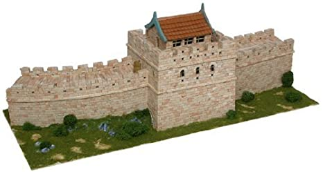 Maquette en céramique - La Grande Muraille, Mutianyu, Beijing, Chine
