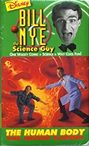 The Human Body: The Inside Scoop by Disney Presents Bill Nye the Science Guy