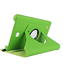 Best Deals - Samsung Galaxy Tab4 8 inch T330/T331 Rotatable Flip Stand Cover Case - Green