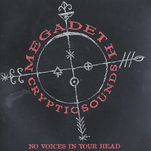 Cryptic Sounds by Megadeth