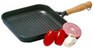 Berndes Tradition 9-1 2-Inch Square Grill Pan by Berndes