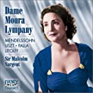 Dame Moura Lympany ( coll. Tribute to a piano legend )