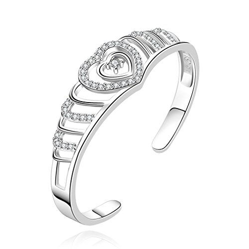 Smail Hot Jewelry Gift Women Beautiful 925 Silver