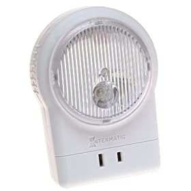 Intermatic PR3C Three-in-One Emergency Power Failure Light