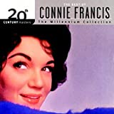 Francis Connie 20th Century Masters - The Millennium Collection: The Best of Connie Francis