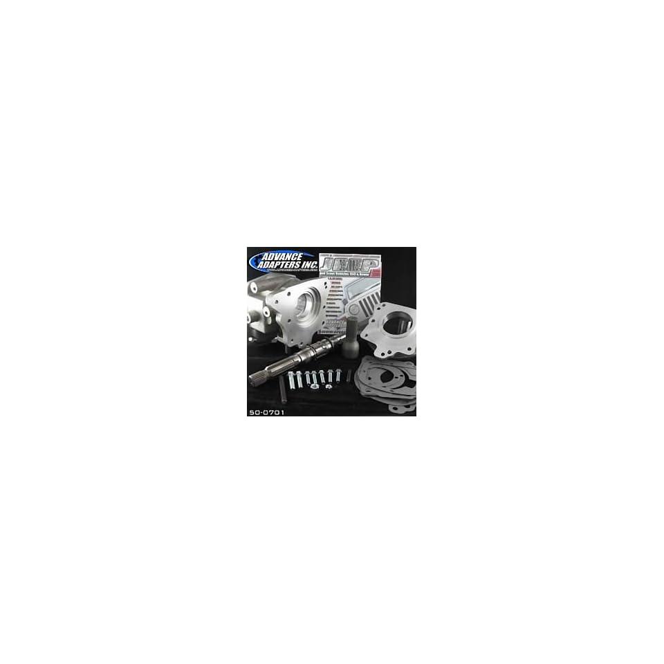 0701 T10 w/ Thin Hub Shaft Transmission To Jeep Dana 300 Transfer Case
