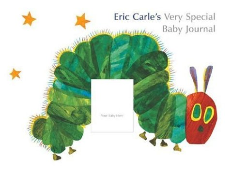 Eric Carle'S Very Special Baby Journal front-16958