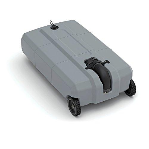 Thetford SmartTote2 Portable Waste Tote Tank 40501, 2 Wheels - 18 Gallon Capacity (Portable Waste Tank For Camping compare prices)
