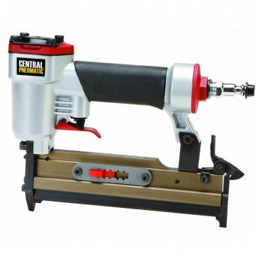 23 Gauge Air Pin Nailer Lightweight with Automatic Pin Length Adjustment (Central Pneumatic Air Gun compare prices)