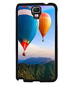 printtech Hot Air Balloon Colored Back Case Cover for Samsung Galaxy Note 3 Neo N7505