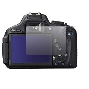 "2 x Slabo Displayschutzfolie Canon EOS 600 D Displayschutz Schutzfolie Folie ""Crystal Clear"" unsichtbar 600D EOS 600D EOS-600D EOS-600-D MADE IN GERMANY"