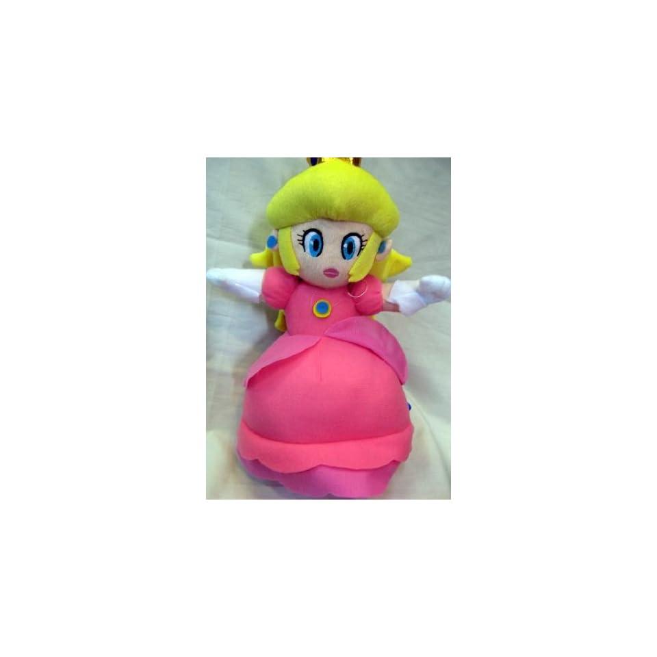 Plush   Super Mario Bro   12 Princess Peach