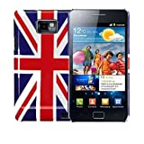 Union Jack case for Samsung Galaxy S2 i9100