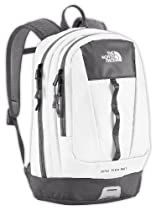 The North Face Mini Base Camp Free Fall Backpack TNF White / Zinc Grey