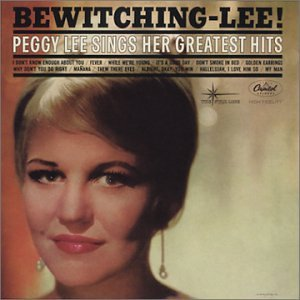 Peggy Lee - You Don