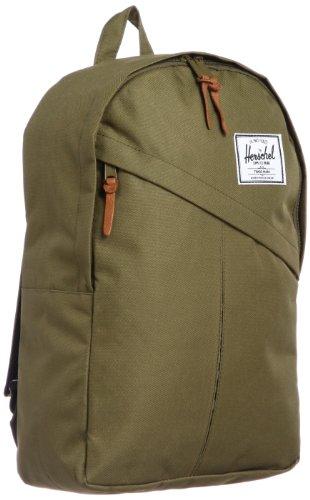 Herschel Parker Backpack, Rucksack, 600D Poly, army