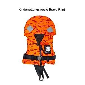 SECUMAR Kinderrettungsweste Bravo Print 100 Newton, Größe:10 - 15 kg