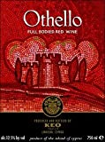 KEO Othello Red Wine From Cyprus 75cl Bottle