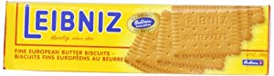 Bahlsen Leibniz Butter Biscuits, 7-Ounce Boxes (Pack of 16)