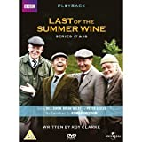 LAST OF THE SUMMER WINE - SERIES 17 & 18 [NON-USA Format / Import / Region 2 / PAL]