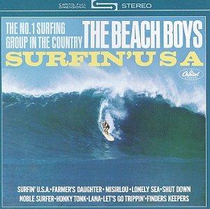 Surfin' USA artwork