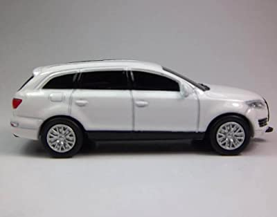 AUDI Q7 8GB 2.0 USB Flash Drive Memory Stick (WHITE). Presented in a Magnetic Gift Box. TWICE THE GB HALF THE PRICE by NUT