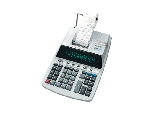 Canon MP49D 14-Digit Desktop Printing Calculator