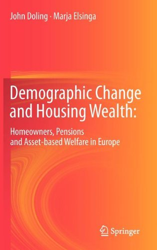Demographic Change And Housing Wealth:: Home-Owners, Pensions And Asset-Based Welfare In Europe front-767847