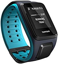 TomTom Spark Music Large Sky Captain/Scuba Blue