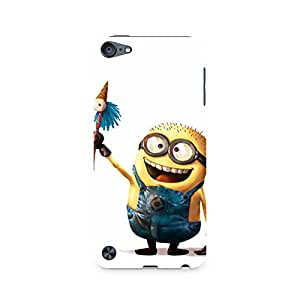 Ebby Scarecrow Minion Premium Printed Case For Apple iPod Touch 5
