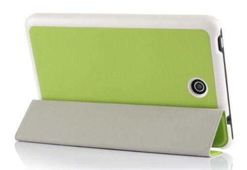 IVSO Slim-Smart Cover Case for Dell Venue 8 (Android) Tablet ,Only fit Dell Venue 8 Android tablet (Green)