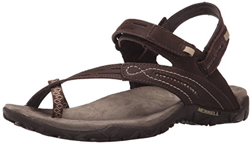 MerrellTerran Convertible II - Sandali Donna , Marrone (Marron (Dark Earth)), 39