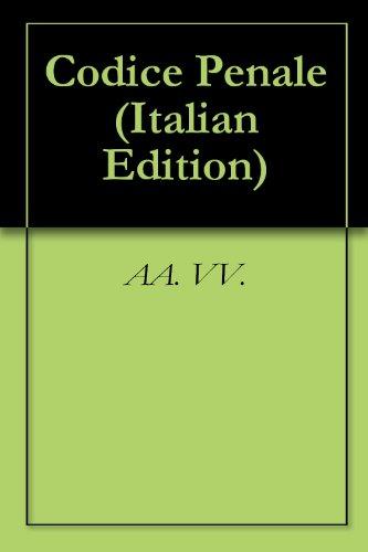 Ebook codice penale di aa vv for Codice promozionale amazon libri scolastici