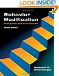 Behavior Modification: Principles and...