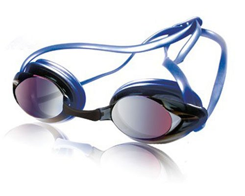 Speedo Junior Vanquisher Plus Mirrored Anti-Fog