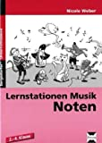 Lernstation Musik: Noten: 2. bis 4. Klasse title=