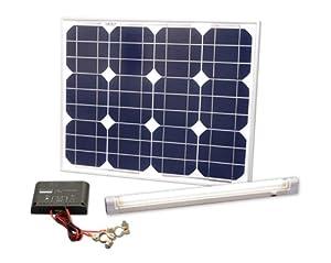 Süd Solar 03030 Solarstromset 30 Watt  GartenKundenbewertung und Beschreibung