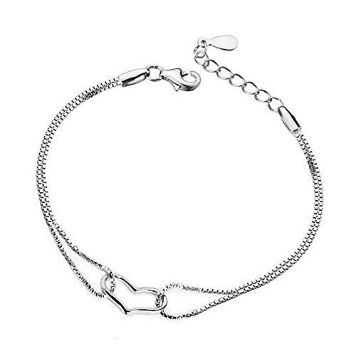 hzy-accessoires-liebe-damen-armband-mit-herz-aus-925-sterling-silber-lange-verstellbar-von-17cm-195c