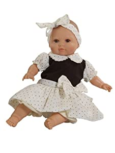 "Amazon.com: Paola Reina Los Manus Lola 14"" Baby Doll (Made in Spain"