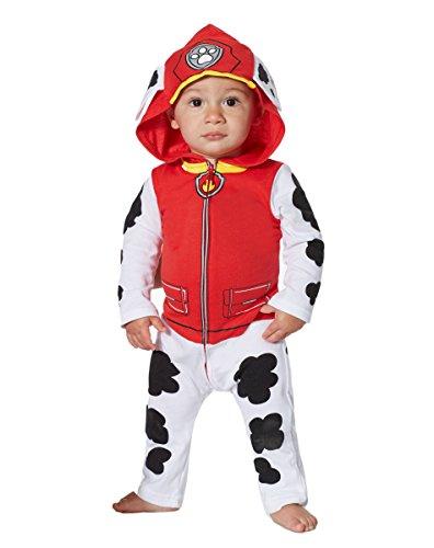 [Spirit Halloween Infant Marshall Costume - Paw Patrol] (The Spirit Of Halloween Costumes)
