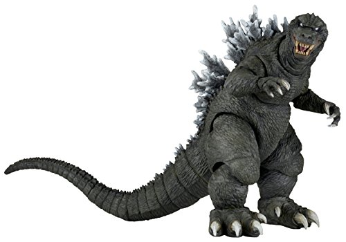 NECA Classic Godzilla 2001 Movie Head to Tail Action Figure, 12""