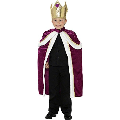 Kiddy King Kids Costume