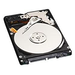 WD Blue 1 TB Mobile Hard Drive: 2.5 Inch, 5400 RPM, SATA II, 8 MB Cache - WD10JPVT