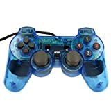 USB 2.0 Gamepad for PC (supports Vista) , Blue