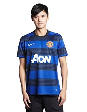 Nike Manchester United FC Away Jersey - Small