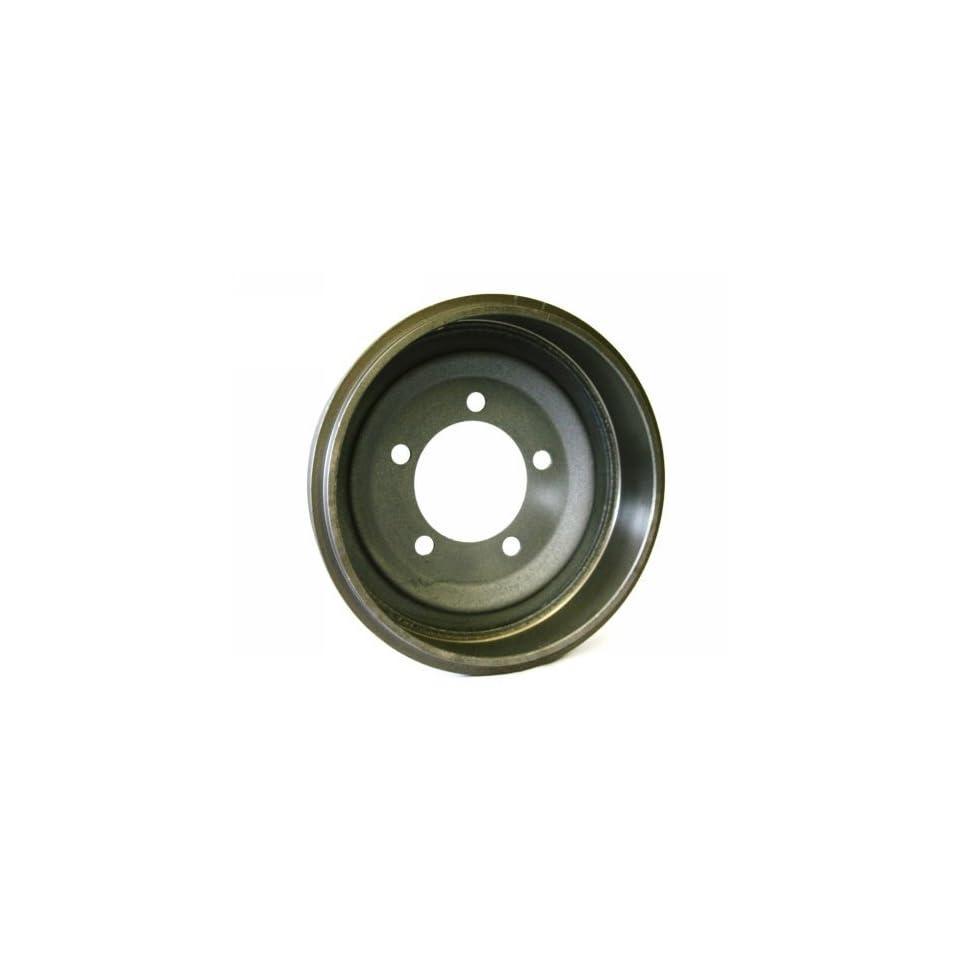 Disc Brake Rotor Rear IAP Dura BR900310