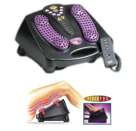 THUMPER VERSA PRO MASSAGER MASSAGE THERAPY VIBRATOR, SELLING WITH BAG images