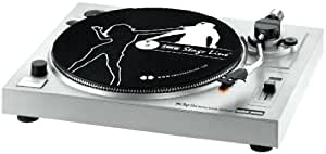 Monacor IMG Stage Line DJP-104USB USB Plattenspieler